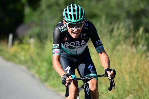 Lennard Kämna quatrième étape Dauphiné