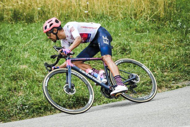 Sepp Kuss cinquième étape du Dauphiné 2020