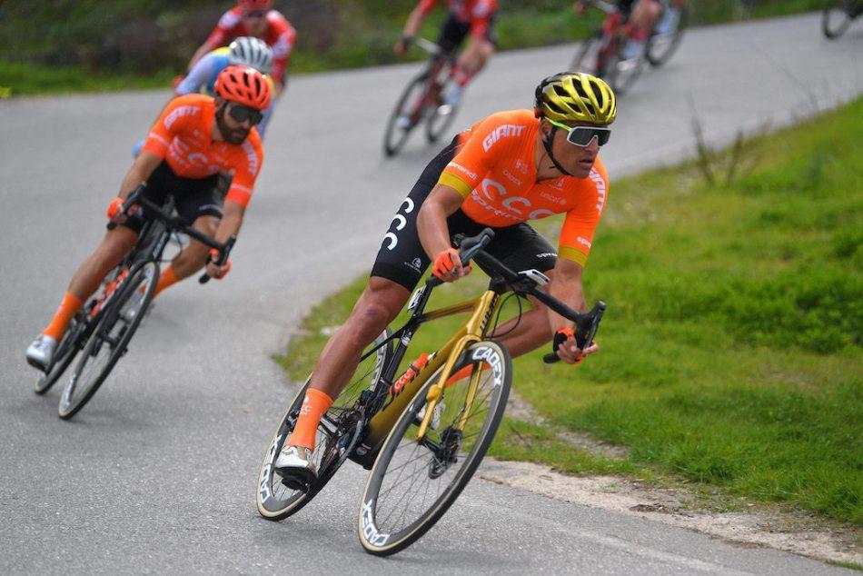 Greg Van Avermaet Giant TCR CCC-Team