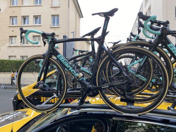 Roglič en force sur la seconde étape du Dauphiné
