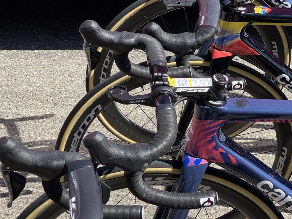 Tour 2020 Matériel EF Pro Cycling