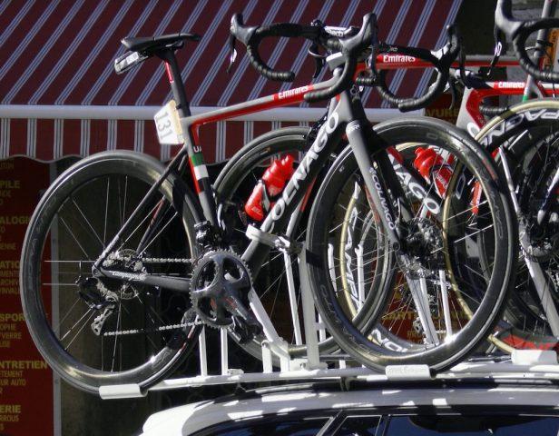 2020 Tour Matériel UAE Team Emirates