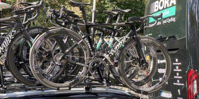 2020 Tour Matériel Bora-Hansgrohe