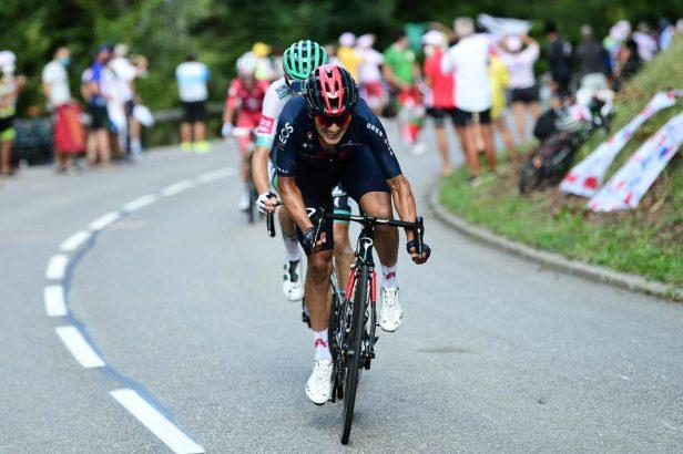 Lennard Kämna  Villard-de-Lans  étape 16 Richard Carapaz