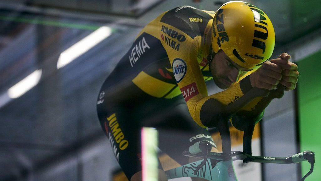 Vision matériel chrono Tour de France