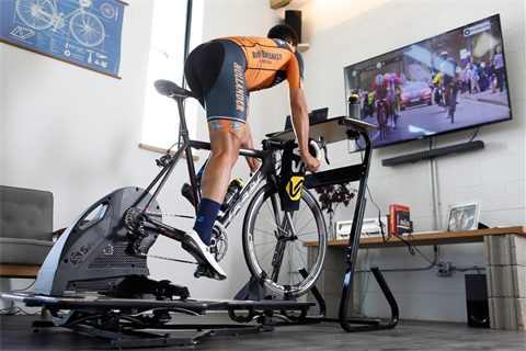 Home-trainer Entrainer