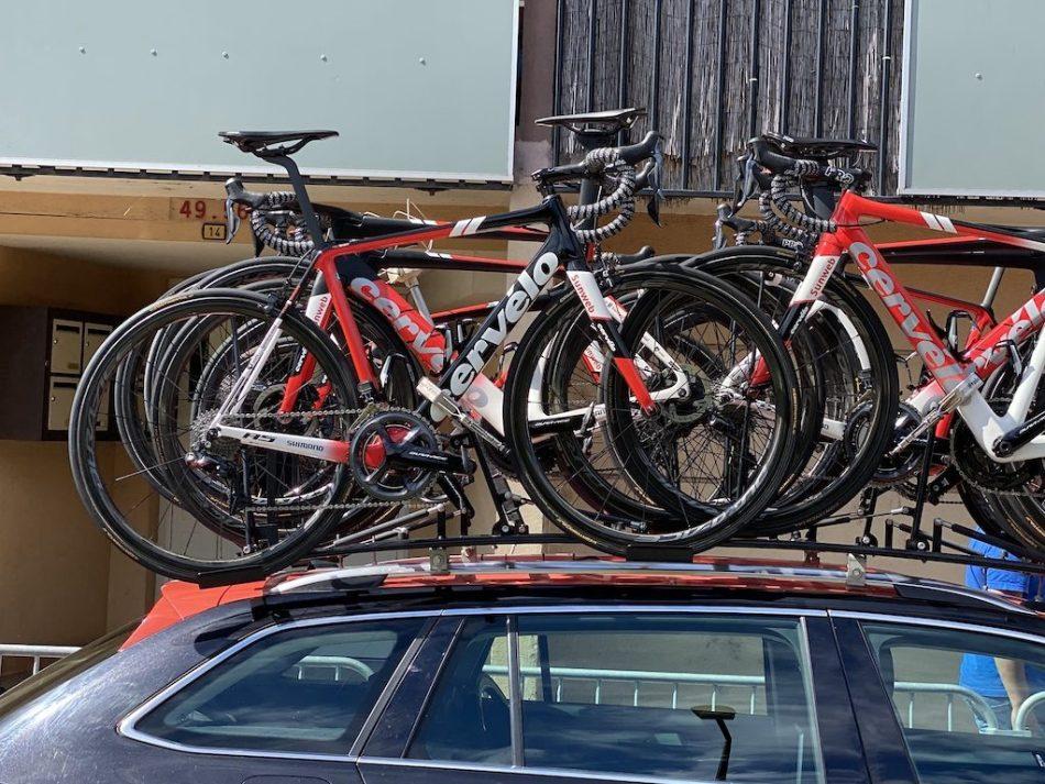 Vélos des équipes Pro 2021