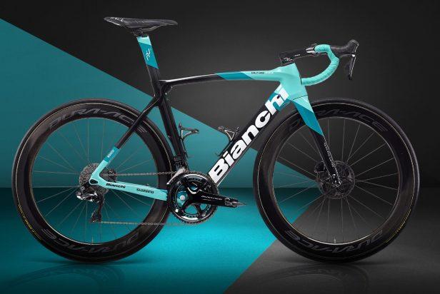 Greenedge Cycling Bianchi 2021