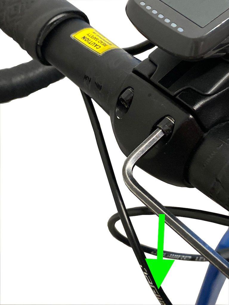 remplacer le liquide de frein Shimano