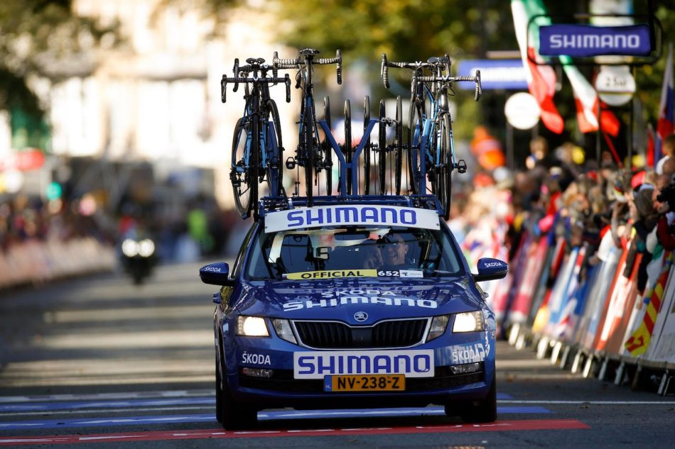 Tour de France Shimano