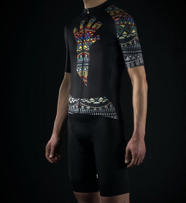 2021 Assos Bicycles Change Life Maillot