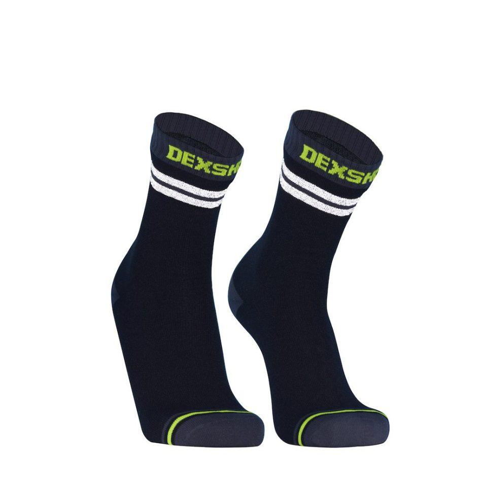 2021 chaussettes imperméables Dexshell Pro Visibility