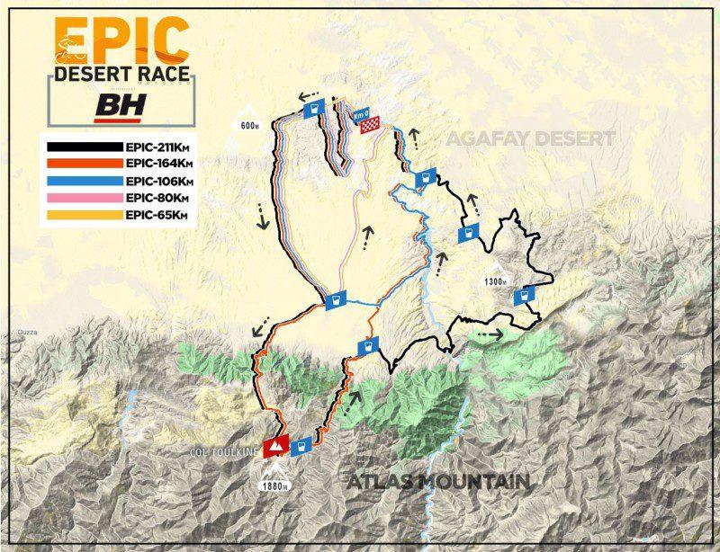 2021 Epic Desert Race BH