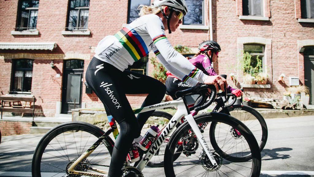 SD-Worx S-Works Tarmac SL7 Anna van der Breggen
