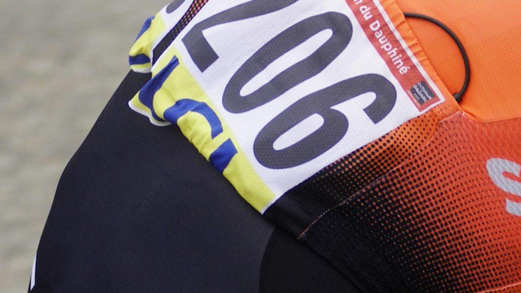 2021 Dossards Critérium Dauphiné