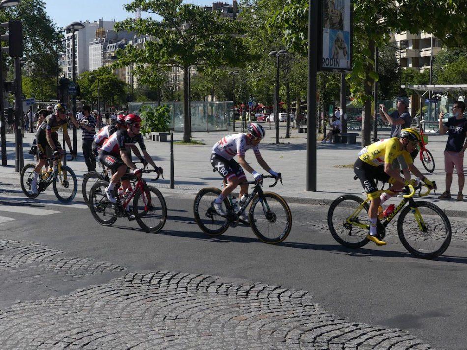 Vélo Tour de France Tadej Pogacar 2021