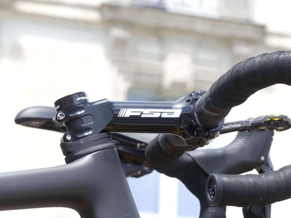 2021 Tour de France Matériel