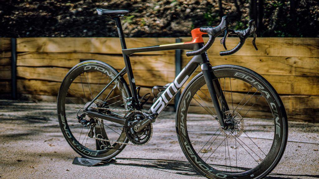 BMC Teammachine SLR 01 Jeux Olympiques 2021 Tokyo Greg Van Avermaet