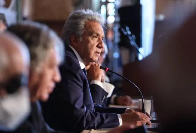 """Al presidente Lenín Moreno le habría gustado gobernar a """"un mejor pueblo"""" – Dimension Turistica Magazine"""