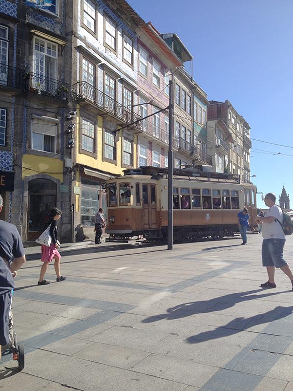 Oporto - Tranvias