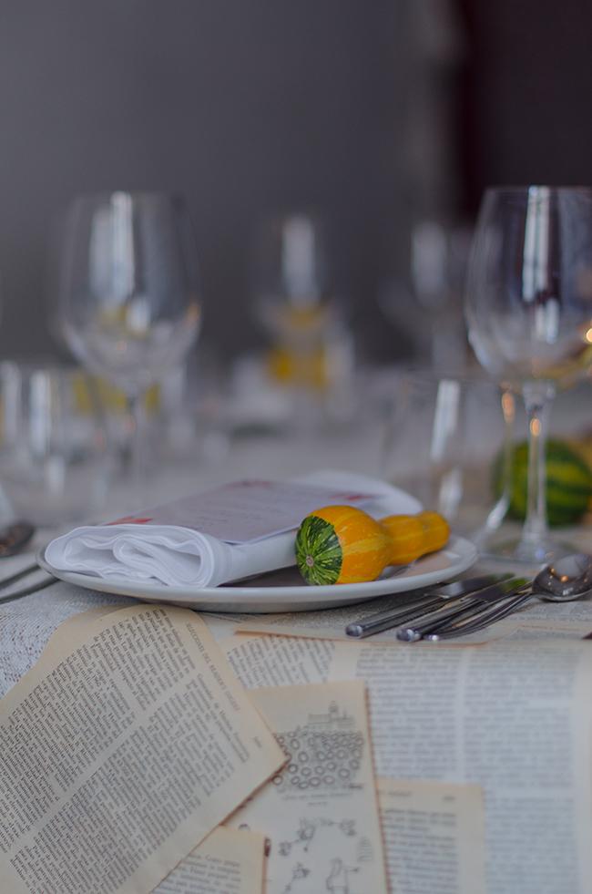 Cena Clandestina Otoño en la Ciudad