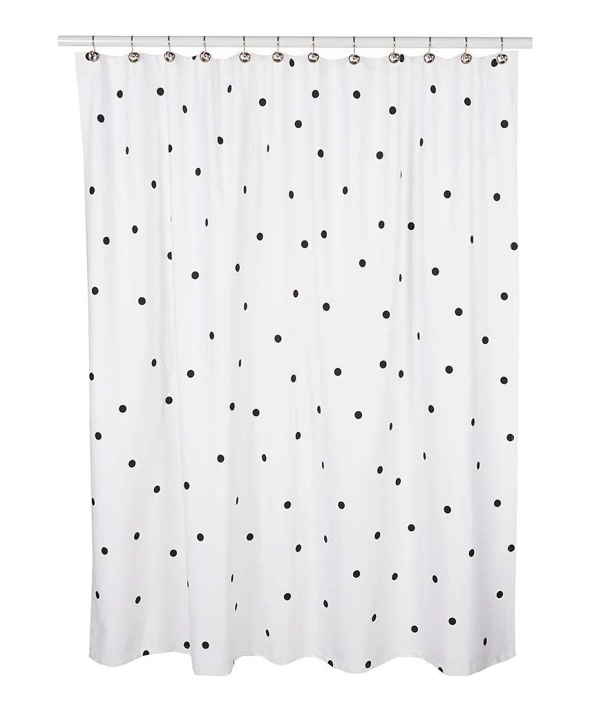 Aqua Ombre Shower Curtain