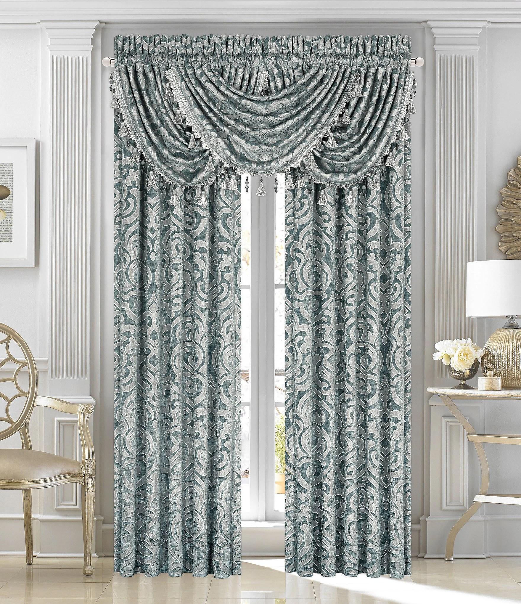 J Queen New York Sicily Window Treatments Dillards