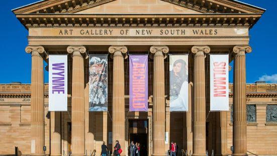 新南威爾斯美術館 圖片 | 悉尼景點的照片 | Trip Moments