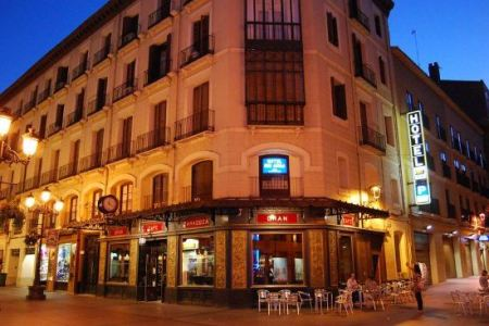 zaragoza hotels and sightseeings map » [HD Images] Wallpaper For ...