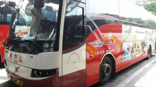 【港中旅巴士】江門新會到香港(機場/港島區/九龍區)往返直通車(途經深圳灣)線路推薦【攜程玩樂】