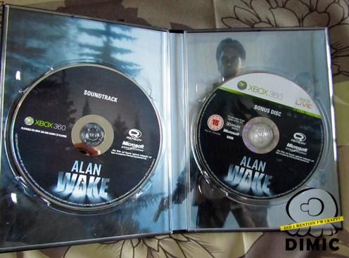 Alan Wake - Extra's