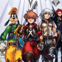 Kingdom Hearts - Formation Arts Volume 3
