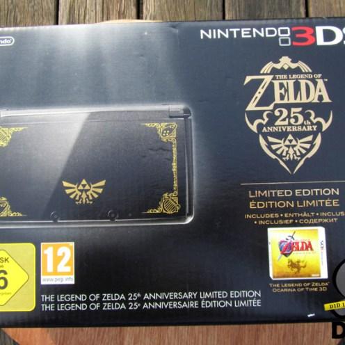 Legend of Zelda 25th Anniversary - Special 3DS Bundle