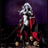 Sideshow Collectibles - Lady Death Premium Format