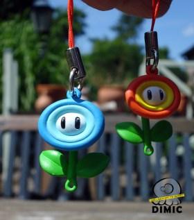 New Super Mario Bros Wii - Mini Mascots