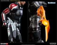 Sideshow Collectibles - Mass Effect: Commander Shepard