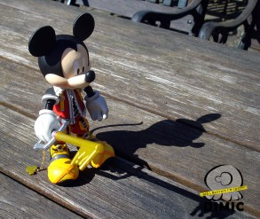 Square Enix - Kingdom Hearts Play Arts - 06. King Mickey