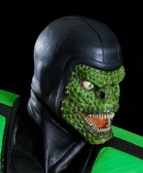 Pop Culture Shock - Reptile
