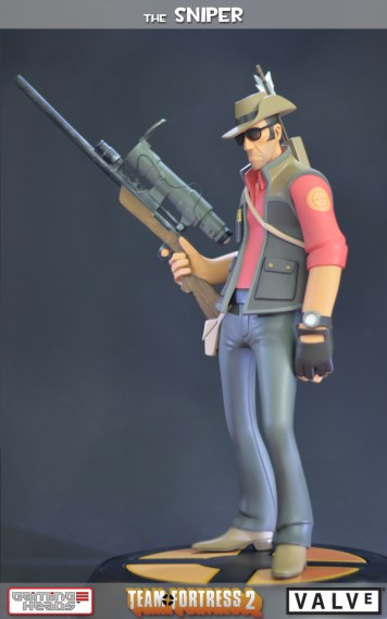 Gaming Heads - Team Fortress 2: Sniper