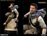 Sideshow Collectibles - Uncharted 3: Nathan Drake PF