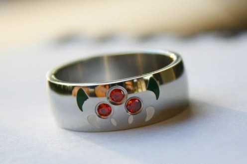 You Jelly - Metroid Ring