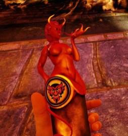Bioshock Infinite: Devil's Kiss Vigor in-game