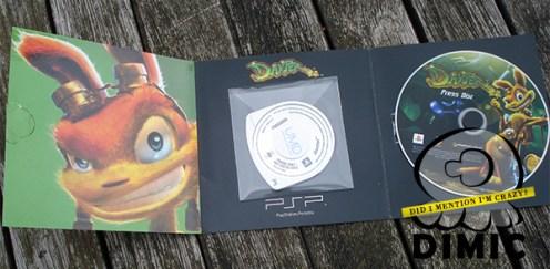 Sony PSP: Daxter (Press Kit)