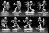 First 4 Figures - Mega Man/Rockman: Proto Man (tease)