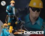 Gaming Heads - Team Fortress 2: BLU Engineer