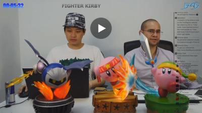 F4F: Kirby line