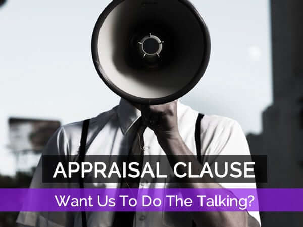 appraisal clause