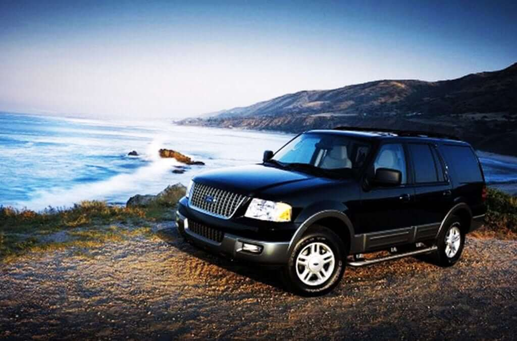 ford expedition diminished value