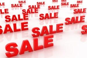 Разпродажба на книги
