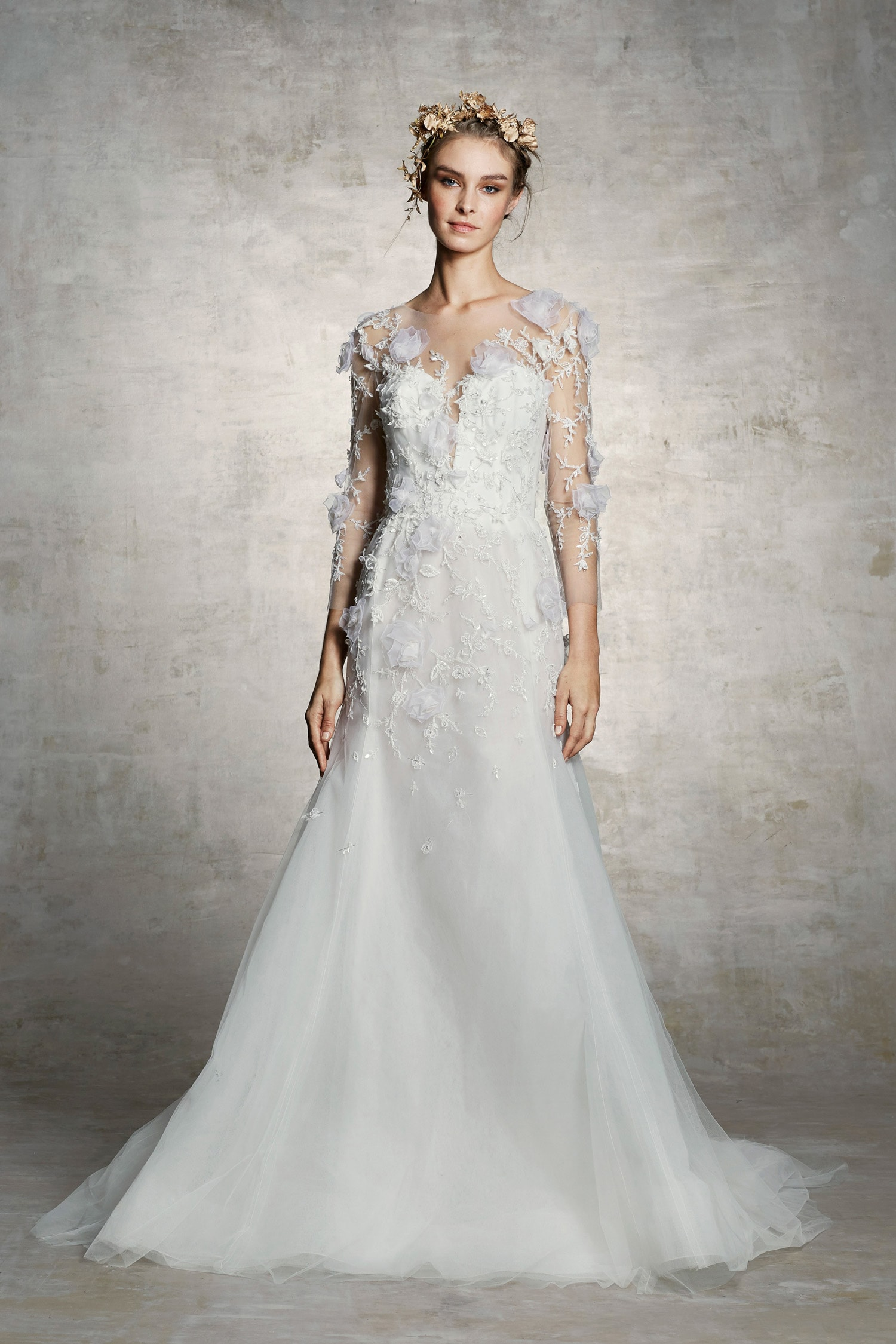 Couture Wedding Gowns By Marchesa Dimitra S Bridal Chicago Il